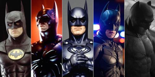 Video Evolusi Kostum Batman Selama 77 Tahun