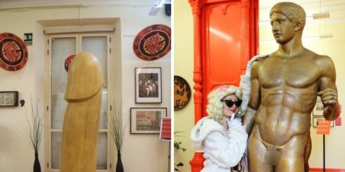 Yuk Intip Potret Museum Erotis di Barcelona