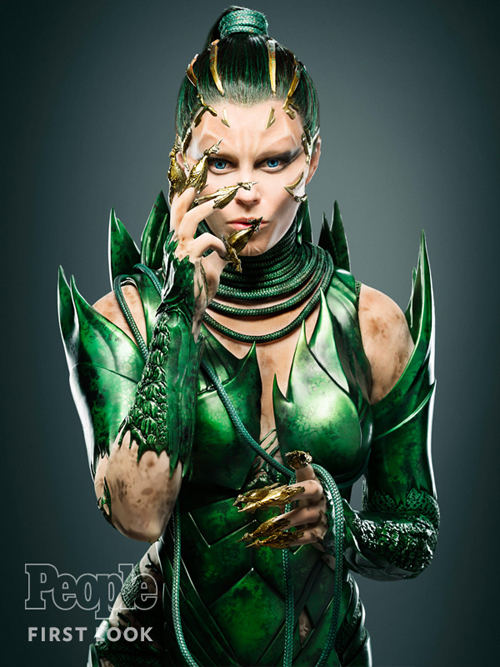 Elizabeth Banks sebagai Rita Repulsa
