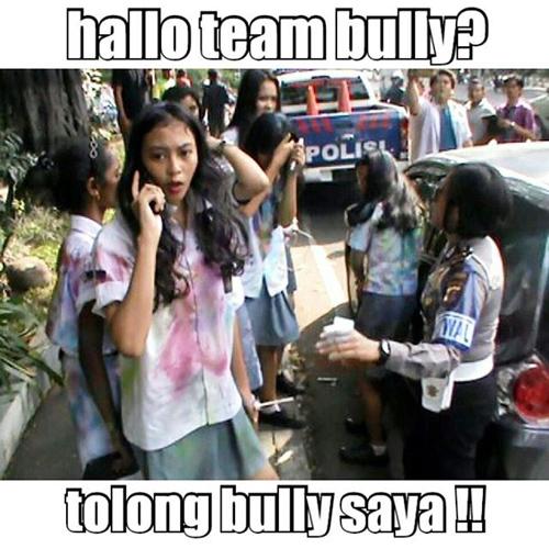 Hallo team bully?