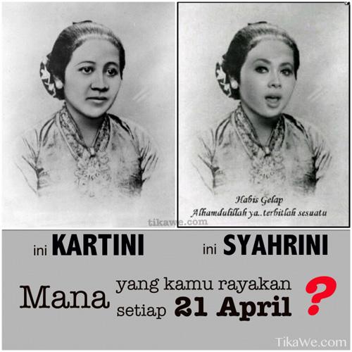 Kartini-Syahrini