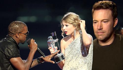 Sedih melihat Taylor Swift