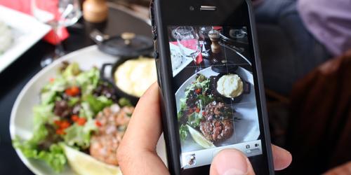 3 Tips Potret Makanan Agar Terlihat Menggoda