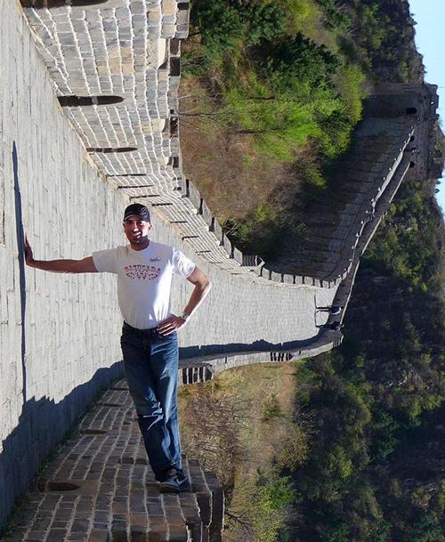 Pria di tembok raksasa China
