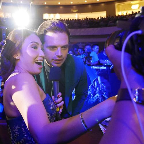 Ayu Dewi mewawancarai Sebastian @instagram.com/mrsayudewi