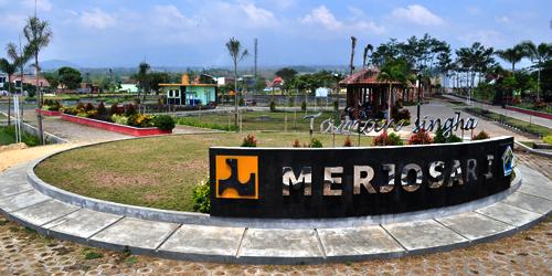 7 Taman Kota di Malang yang Wajib Dikunjungi: Taman Singha Merjosari