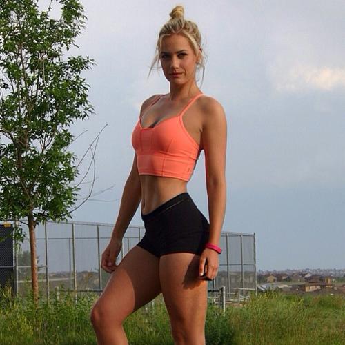 Foto Seksi Paige Spiranac, Pegolf Asal Amerika Serikat