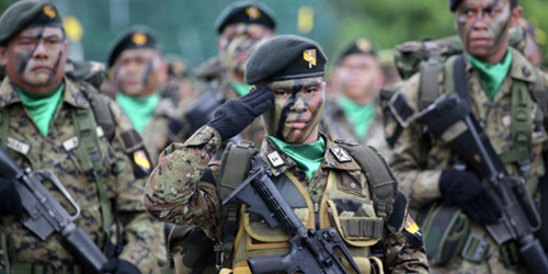 6 WNI Korban Selamat Penculikan Abu Sayyaf Dijemput TNI