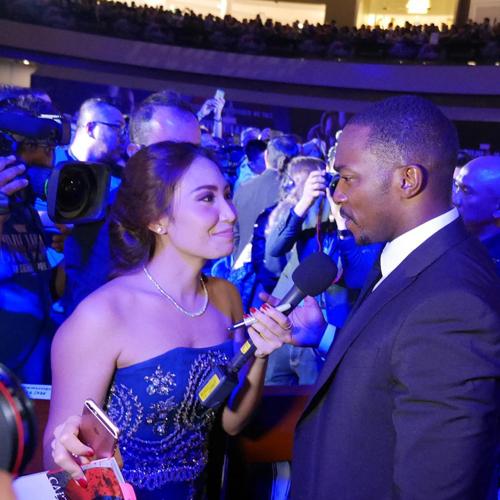 Ayu Dewi mewawancarai Anthony @instagram.com/mrsayudewi