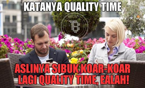 Katanya guality time
