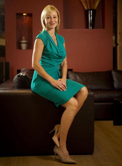 Belinda Stronach, Kanada