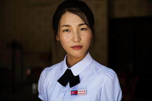 Kumpulan Foto Wanita Korea Utara Cantik Alami