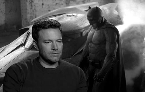 Ben dan Batman sedih