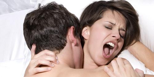 Begini Ekspresi Orang Saat Orgasme