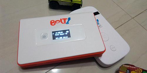 Bolt Hadirkan Paket Internet Unlimited Tanpa FUP