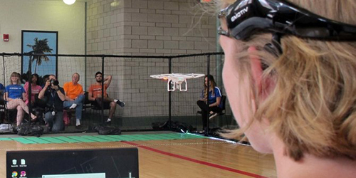 Canggih, Peneliti Bikin Drone Kendali Otak