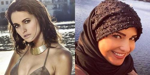 Dapat Hidayah, Mantan Miss Ceko Marketa Korinkova Masuk Islam