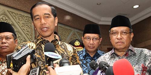 Ditanya Soal Panama Papers, Jokowi Lebih Baik 'Mundur'
