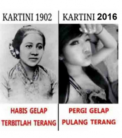 Kartini 1902-Kartini 2016