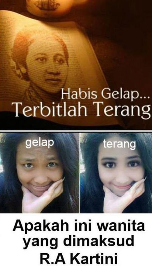 Apakah ini wanita yang dimaksud R.A Kartini