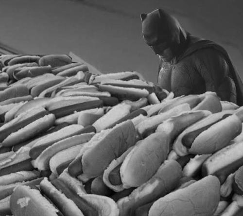 Batman galau