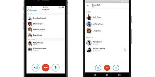 Facebook Messenger Bisa Group Call Sampai 50 Orang