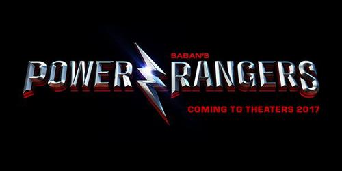 Film Saban's Power Rangers Rilis Foto Logo Versi Baru
