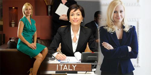 Foto: 10 Politikus Tercantik di Dunia
