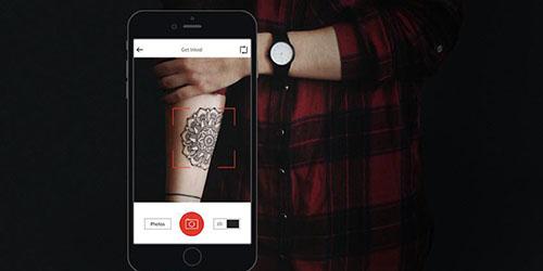 Ink Hunter, Aplikasi untuk Anda yang Ingin Mencoba Tatto