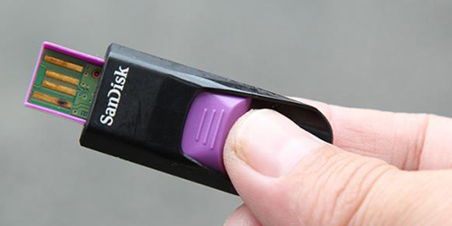 Jangan Ambil Saat Temukan Flash Disk di Jalan!