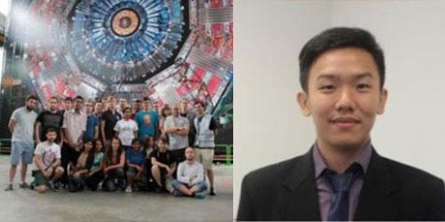 Mahasiswa Indonesia Magang di Pusat Riset Nuklir Terbesar Dunia