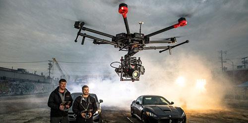 Matrice 600, Drone Tercanggih & Terkuat Harga Rp 60 Juta