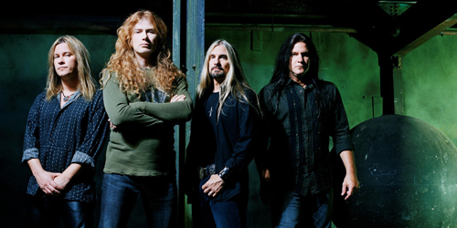 Megadeth Rilis Video Klip 360 Derajat 'Poisonous Shadows'