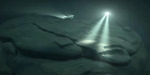 Pesawat Alien di Laut Baltik Masih Misterius