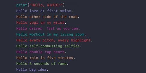 Tebak, Aplikasi Apa yang Dimaksud Apple dalam 'Puisi' Ini?