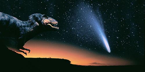 Terungkap, Asteroid Tak Sebabkan Dinosaurus Punah