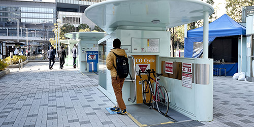 Video: Begini Canggihnya Parkir Bawah Tanah di Jepang