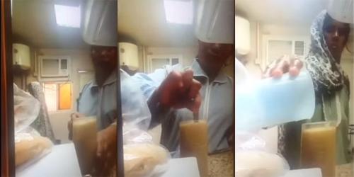 Video Pelayan Masukkan Air Kencing ke Jus Pembeli