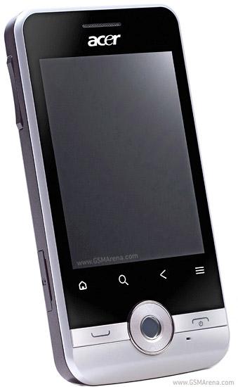 Spesifikasi Acer beTouch E120