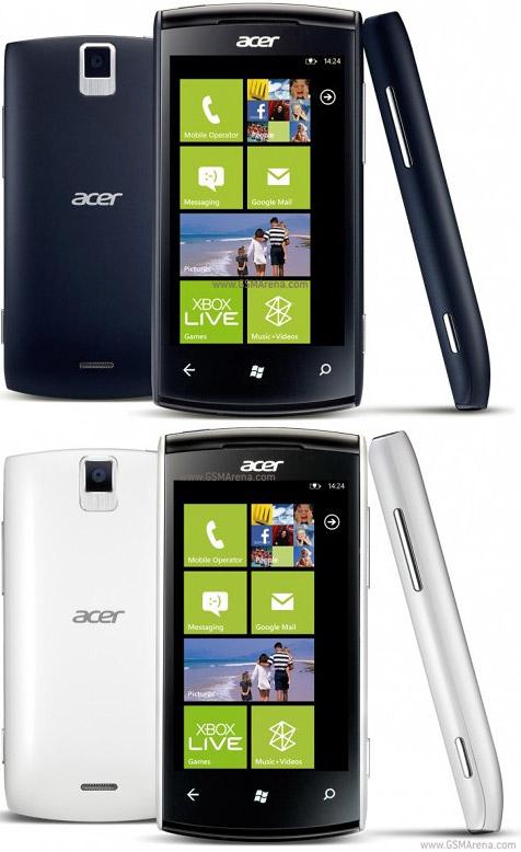 Spesifikasi Acer Allegro