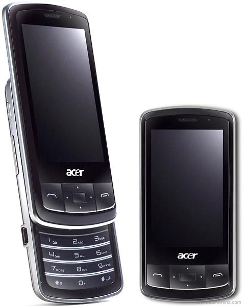 Spesifikasi Acer beTouch E200