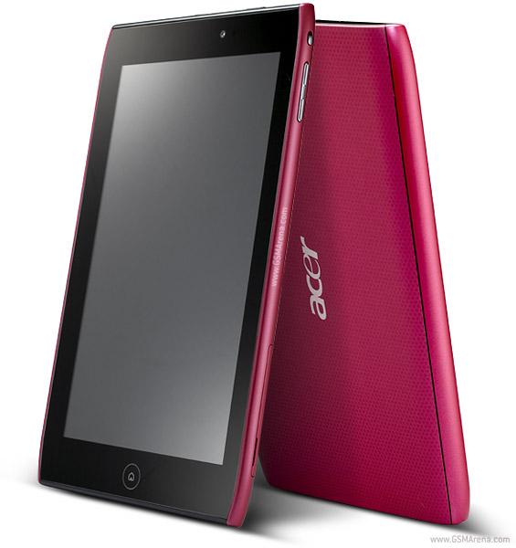 Spesifikasi Acer Iconia Tab A100