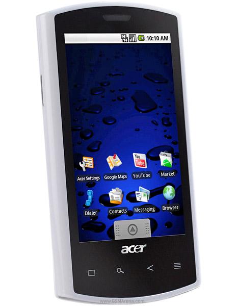 Spesifikasi Acer Liquid