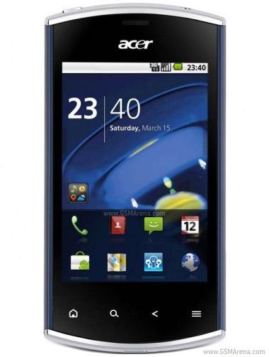 Spesifikasi Acer Liquid mini E310