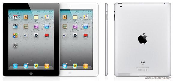 Spesifikasi Apple iPad 2 Wi-Fi