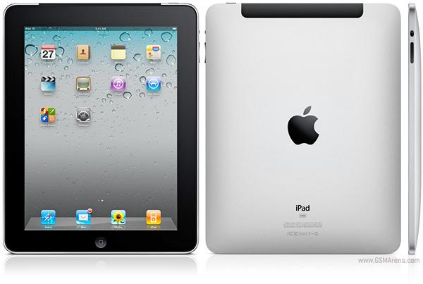 Spesifikasi Apple iPad Wi-Fi + 3G