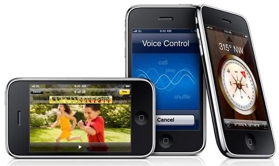 Spesifikasi Apple iPhone 3GS