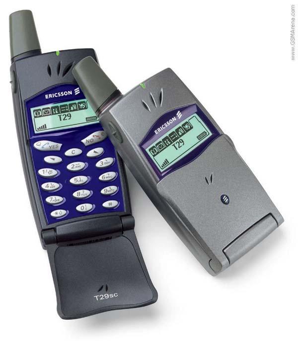 Spesifikasi Ericsson T29s