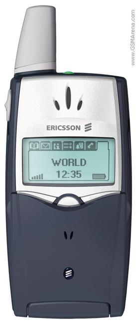 Spesifikasi Ericsson T39