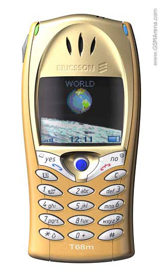 Spesifikasi Ericsson T68